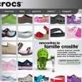 Catalogue Crocs France : Le catalogue des chaussures et sandales Crocs grandit de plus en plus. Visitez le catalogue Crocs en ligne pour découvrir les nouveaux modèles de la marque de chaussures la plus cool du monde. Crocs.