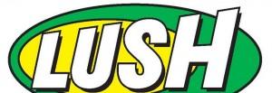 lush banner