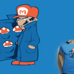 THREADLESS, T-shirts design et originaux