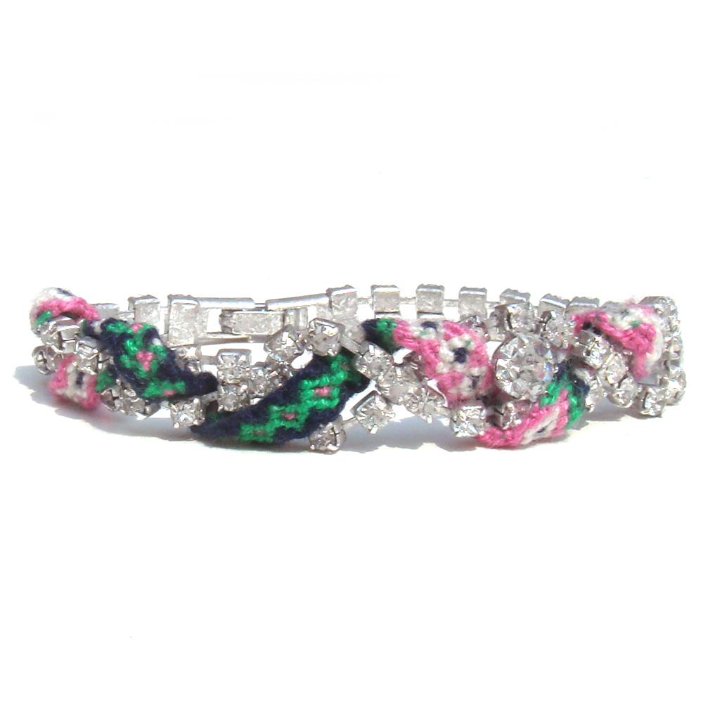 A Day in the Life...friedaandnellie bracelet vintage
