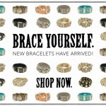Rebecca minkoff bracelets luxe design accessoire