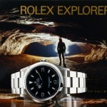 Rolex explorer, montre de luxe