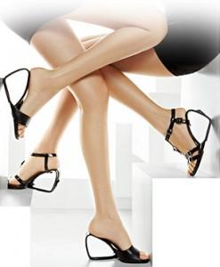 UNITED NUDE, de larchitecture à la chaussure