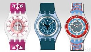SWATCH, montres acidulées et élégantes