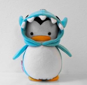 shop my dear darling penguin monster1
