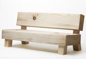 style park moroso soft wood sofa