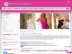 annielingerie.com