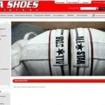 DA SHOES, nouveau site en ligne!