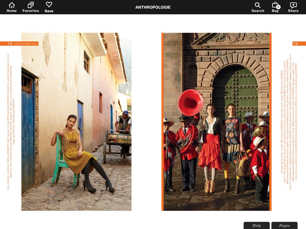 iPad: lévolution des catalogues