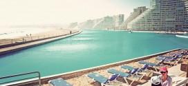 La plus grand piscine du monde!