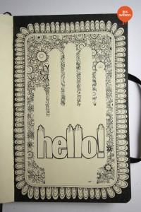 Moleskine Typography15