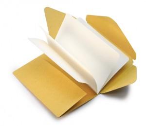 moleskine enveloppe