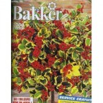 Catalogue Bakker