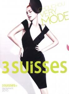 Catalogue Les Trois Suisses
